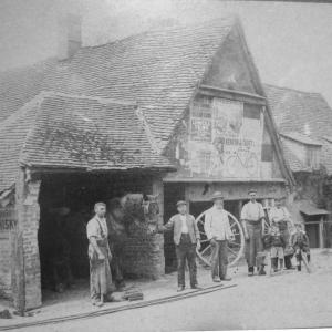 Claydon Old Forge